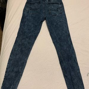 American Eagle Outfitters Jeans - American eagle high rise jeggings